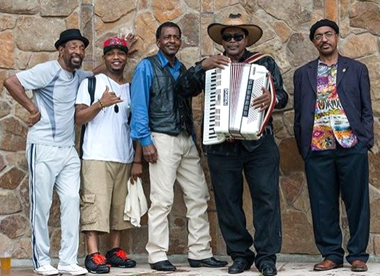 Picture of Nathan & the Zydeco Cha-Chas
